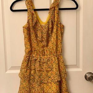 Xhilaration Floral Dress Size XS